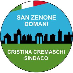 LISTA 1 logo SAN ZENONE DOMANI