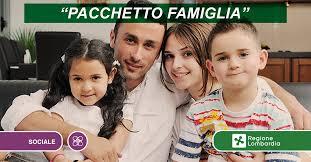 PACCHETTO FAMIGLIA