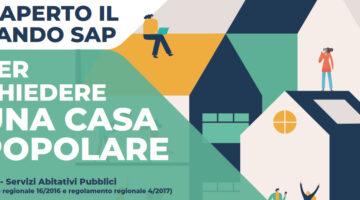 BANDO N. 2 DEL 2021 SERVIZI ABITATIVI PUBBLICI – CASE POPOLARI