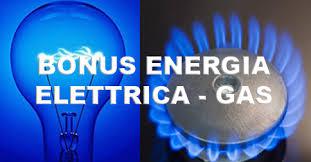 BONUS GAS ED ENERGIA