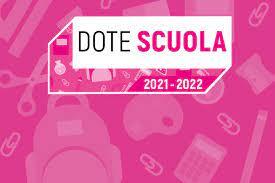 DOTE SCUOLA 2021-2022
