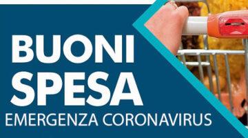 BUONI SPESA COVID – DPCM N. 154 DEL 23 NOVEMBRE 2020